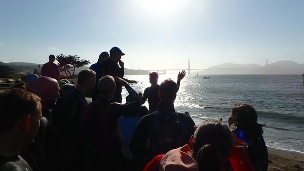 Escape from Alcatraz Training 2015