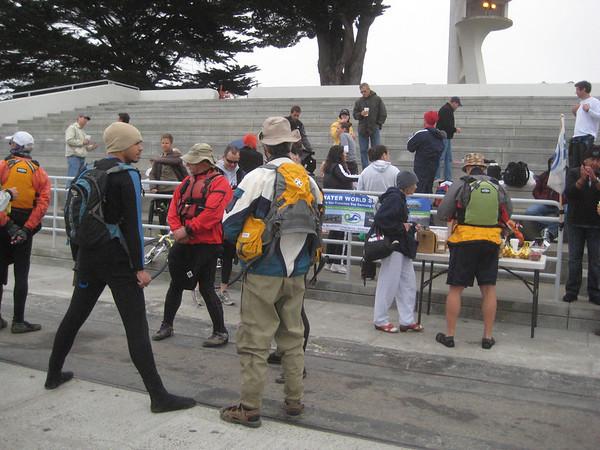 Touch Alcatraz 'n' Go